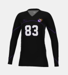 12 Purple Jersey