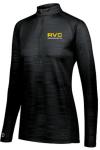 RVC - Ladies 1/2 Zip Pullover