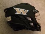 2020 Bandits Custom Cascade S Lacrosse Helmet