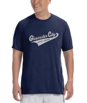 GCLL:  Performance Short Sleeve T