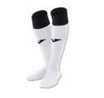 JOMA Calcio 24 Practice Sock (White/Black)