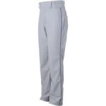 Gray Pants / Royal Piping