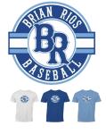 BR Baseball T-Shirts
