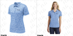 Women's Carolina FLG Performance Polo