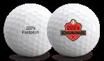 Custom 222's Golf Ball - ProV Characteristics