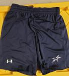 Under Armour Blue Athletic Boys Shorts