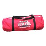 Alcatraz Outlaws Lacrosse Bag