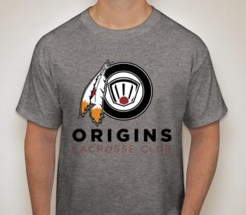 Origins Lacrosse Club T-Shirt