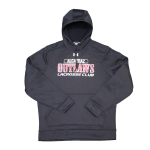 Outlaws Under Armour Hoodie- Black