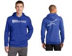 Shooters Sport Wick Fleece Hooded Pullover