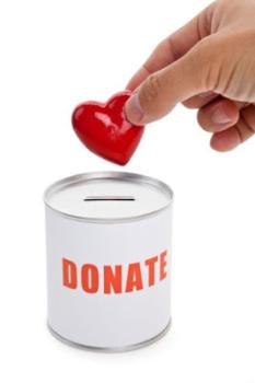 $25.00 Monetary Donation
