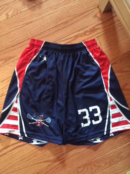 6 inch Shorts - Adult Size