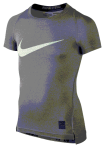 Girls and Boys Compression Shirt
