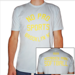 Baby Blue Crew w/McCarren Softball - FREE SHIPPING