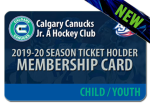 YOUTH 2019-20 Season Ticket