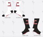 AIRPORT SOCKS 4 PACK (Shipping Included in Price)