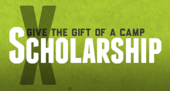 Camp Scholarship Donation