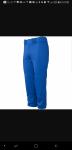 Demarini Royal Blue pant w/ piping