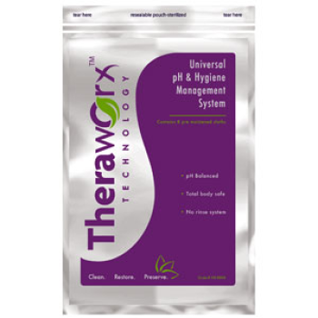 Theraworx®  8 Pack Cloth Wipes
