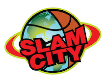 2017 Slam City Basketball Camp Tee Shirt