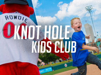KNOT HOLE KIDS CLUB MEMBERSHIP