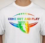 NFFLA Pride Shirt (White)