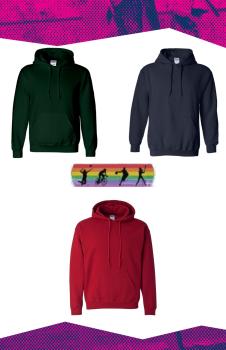 2018/2019 Hooded SweatShirt