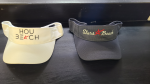 Houston Stars - Beach Visor (Grey or White)