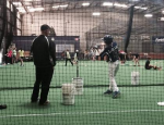 Saturday's Baseball Hitting Clinic w/Kevin - March