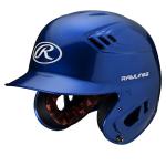 Rawlings Velo Helmets - Royal Metallic Blue