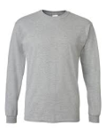 Youth DryBlend Long Sleeve T Sports Force Parks
