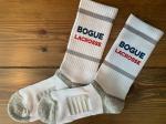 White Bogue Socks