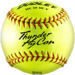 Dozen (12) of Dudley Softballs