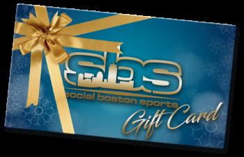 SBS Gift Card