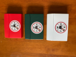 Stock Pin Box - White