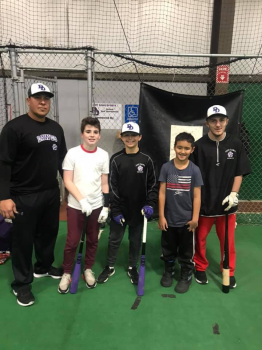Axis Bat Power Hitting Tuesdays W/ Onix - Feb
