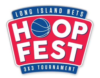 Long Island Nets Hoop Fest Sneaker Show Vendor