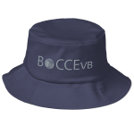 Bvb. Bucket Hat Navy