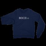 Bvb. Blue Crew Slim Sweat Shirt