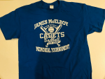 2nd Annual James McElroy Tournament Tee