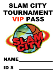 2017 Tournament VIP Parent Passes (2-Passes)