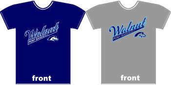Walnut PONY T-Shirts