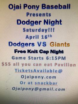 Dodger Night
