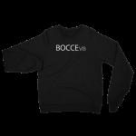 Bvb Black Crew Slim Sweat Shirt