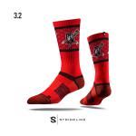 Optimist Lacrosse Socks - Boys or Girls (Large)