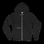 CPK Hooded Zip-up Black