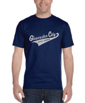 GCLL:  50/50 Blend Short Sleeve T