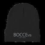 Bvb Knit Beanie Black