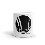 Toss Funny Coffee Mug