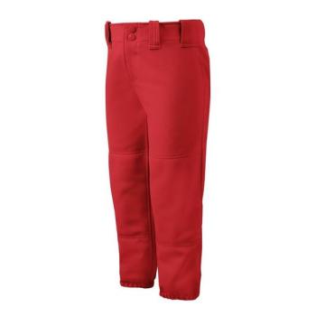 Mizuno Softball Pants - Red